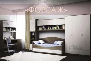 Детская форсаж - Мебельная фабрика «Регина»