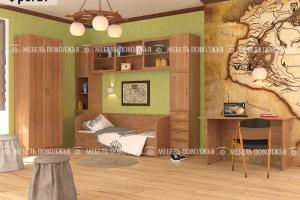 Детская Фрегат - Мебельная фабрика «Мебель Поволжья»