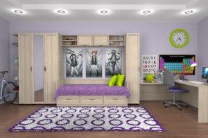Детская Гармония - Мебельная фабрика «Премиум»