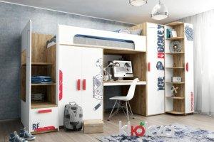 Детская Junior Print Hockey - Мебельная фабрика «Клюква»