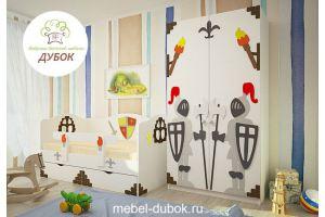 Детская Камелотик - Мебельная фабрика «Дубок»