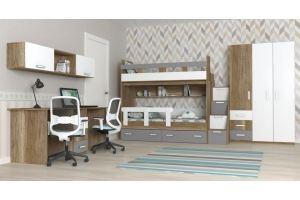 Детская Каньон 1 - Мебельная фабрика «БонусМебель»