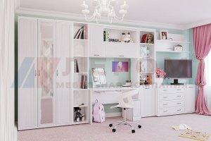 Детская Карина 8 - Мебельная фабрика «Лером»