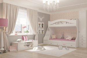 Детская классическая Итальянский мотив - Мебельная фабрика «Крафт»