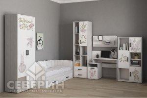 Детская Колибри - Мебельная фабрика «Северин»