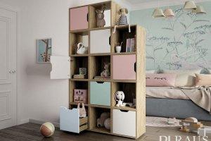 Детская Колибри 3 - Мебельная фабрика «РАУС»