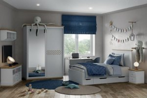 Детская комната Адеми - Мебельная фабрика «Инволюкс»