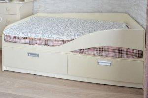 Детская кровать 028 - Мебельная фабрика «Ре-Форма»