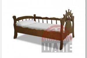 Детская кровать Адмирал - Мебельная фабрика «ВМК-Шале»