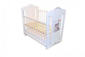 Детская кровать Amis 120х60 - Мебельная фабрика «Лабэль»
