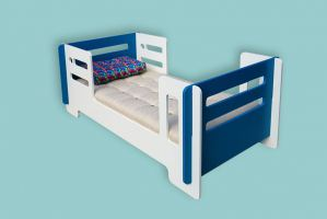 Детская кровать Антошка - Мебельная фабрика «ВЭФ»