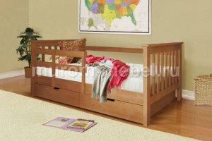 Детская кровать Аристо - Мебельная фабрика «Муром-мебель»