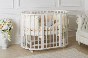 Детская кровать Bambin 125х82 - Мебельная фабрика «Лабэль»