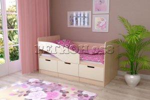 Детская кровать Бемби-7 МДФ - Мебельная фабрика «Регион 058»