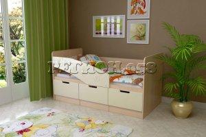 Детская кровать Бемби-8 МДФ - Мебельная фабрика «Регион 058»