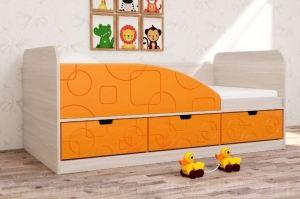 Детская кровать  Бриз МДФ - Мебельная фабрика «Диал»