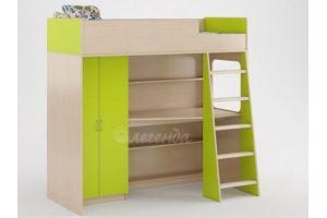 Детская кровать чердак Легенда 37 - Мебельная фабрика «Легенда»