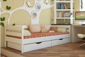 Детская Кровать Дача №2 - Мебельная фабрика «Pines (Пайнс)»