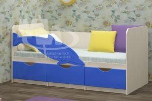 Детская кровать Дельфин-1 - Мебельная фабрика «МиФ»