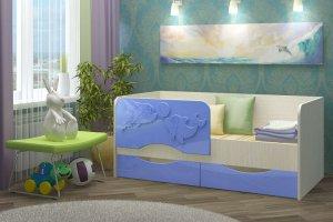Детская кровать Дельфин 2 - Мебельная фабрика «Вавилон58»