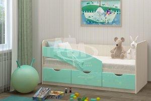 Детская кровать Дельфин - Мебельная фабрика «МиФ»