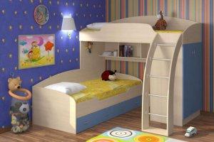 Детская кровать для двоих - Мебельная фабрика «SaEn»