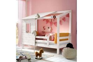 Детская кровать домик 2 - Мебельная фабрика «Дубрава»
