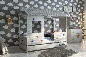 Детская кровать-домик - Мебельная фабрика «PandaDream»