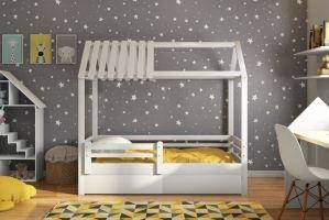 Детская кровать-домик - Мебельная фабрика «Папа Карло»