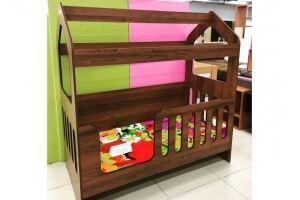 Детская кровать-домик - Мебельная фабрика «Гармония»