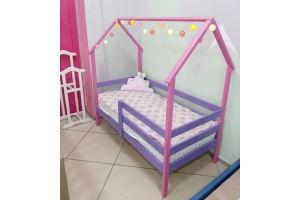 Детская кровать-домик Сказка - Мебельная фабрика «Массив»