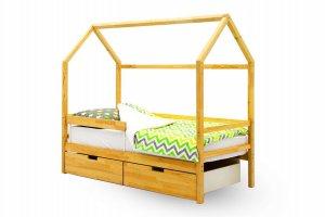 Детская кровать-домик Svogen натура - Мебельная фабрика «Бельмарко»