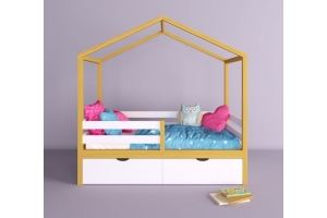 Детская кровать-домик Герда - Мебельная фабрика «RuLes»