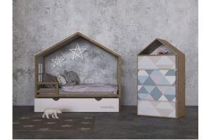 Детская кровать-домик Колыбель сна - Мебельная фабрика «Mamka»