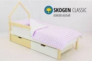 Детская кровать-домик мини Skogen - Мебельная фабрика «Бельмарко»