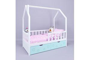 Детская кровать-домик Пумба - Мебельная фабрика «RuLes»