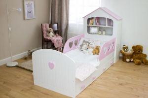 Детская кровать-домик сердце Лилель - Мебельная фабрика «Лилель»