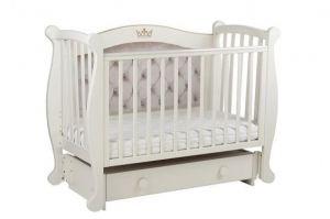 Детская кровать Элизабет - Мебельная фабрика «Лель»