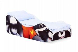 Детская кровать Енот-Кусака - Мебельная фабрика «Бельмарко»