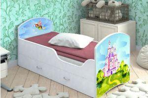 Кровать с ящиками CLASSIC Фея - Мебельная фабрика «Мебель Мечты»