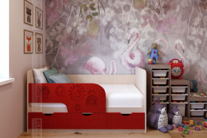 Детская кровать Фиксики - Мебельная фабрика «Вавилон58»