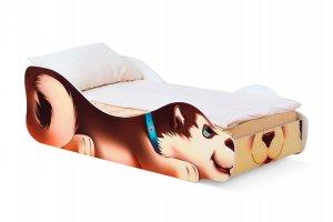 Детская кровать Хаски-Джек - Мебельная фабрика «Бельмарко»