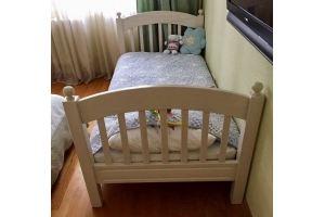 Детская кровать из массива - Мебельная фабрика «Массив»