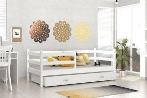 Детская кровать Кадет 1 1 - Мебельная фабрика «Дубрава»