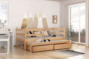 Детская кровать Кадет Плюс - Мебельная фабрика «Дубрава»