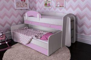 Детская кровать Караван 6 - Мебельная фабрика «Мульто»