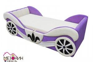 Детская кровать Карета - Мебельная фабрика «Мезонин мебель», г. Санкт-Петербург