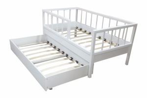 Детская кровать Классика - Мебельная фабрика «Дэрия»