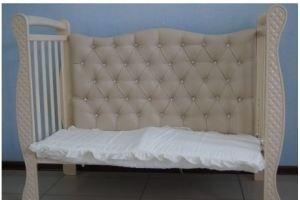 Детская кровать Корона 3 - Мебельная фабрика «Няня»