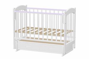 Детская кровать Lapin 120х60 - Мебельная фабрика «Лабэль»